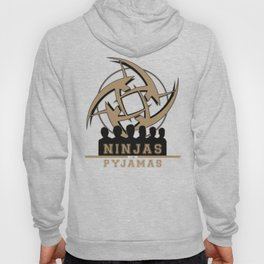 Ninjas in pyjamas! Counter strike team Hoody