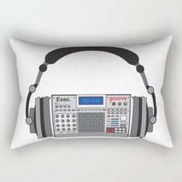 Executive Groove Sampler-Head [ MPC Only ] Rectangular Pillow