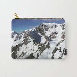 New Zealand's beauty *Aoraki/MtCook 3 Carry-All Pouch