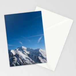 Mont Blanc . 2 Stationery Cards