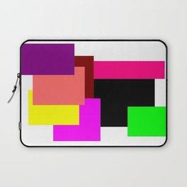 Colour Squares Laptop Sleeve
