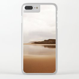 Sea 6 Clear iPhone Case
