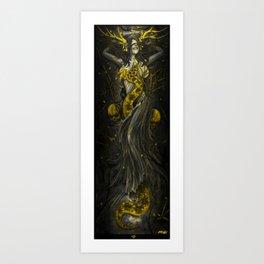 Carcosa! Art Print