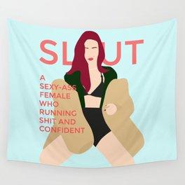 Slut Wall Tapestry
