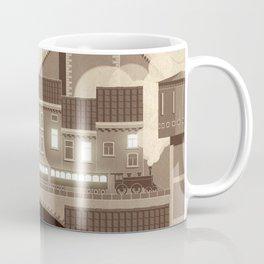 Townscape Vintage Coffee Mug
