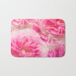 Roses In Pink Tones #decor #society6 #buyart Bath Mat