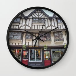 Mulberry Hall York Wall Clock