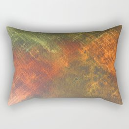 Why do you confuse me? Rectangular Pillow