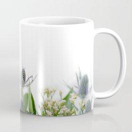 purple thistle bunch Coffee Mug