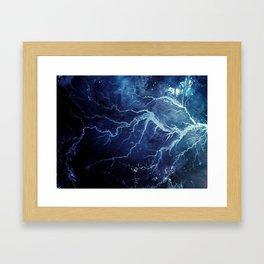 Hesperus I Framed Art Print