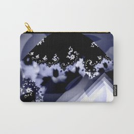 Cloud Mountain Fractal Carry-All Pouch