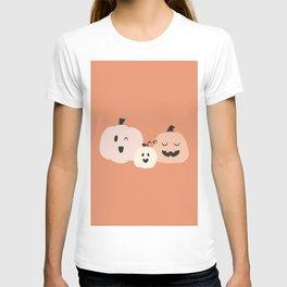 3 Pumpkins 3 T-shirt