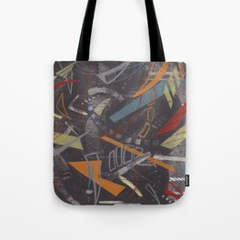 Invisible Cities Tote Bag
