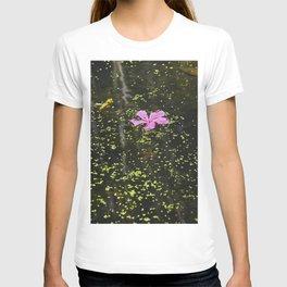 Adelfas. Suarez lagoons. Nature Reserve. Spain T-shirt