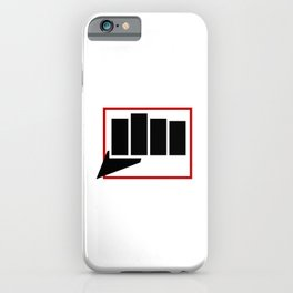 All Valley Karate Kid Championship iPhone Case