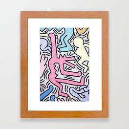 Tuttomondo Framed Art Print
