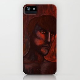 lector iPhone Case