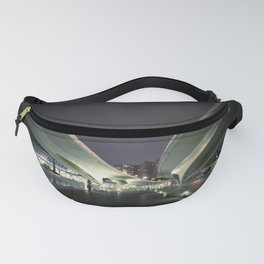 Future World Fanny Pack