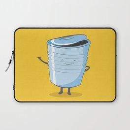 Tin Can Man Laptop Sleeve