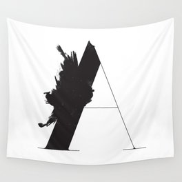 A is for Astronom Wall Tapestry
