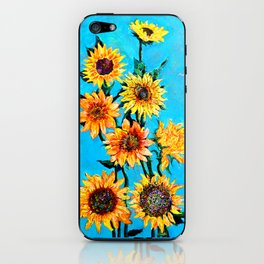 SUNSHINE iPhone Skin