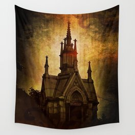 Gothic Sweet Gothic Wall Tapestry
