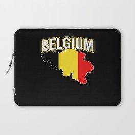 Belgium Laptop Sleeve