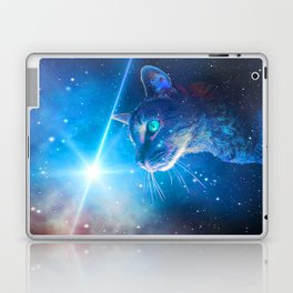 Sir Parkers Voyage into Space Laptop & iPad Skin