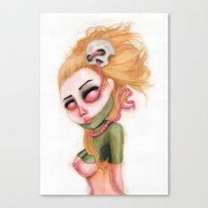 Deceptive Seeing Canvas Print