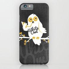 White Owl iPhone 6s Slim Case