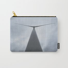 Wind Powered Symmetry Carry-All Pouch