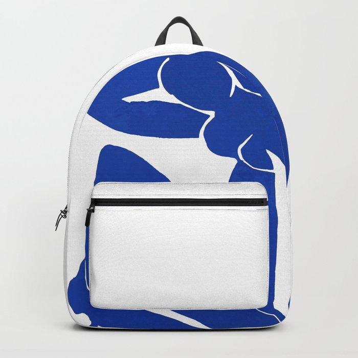 Henri Matisse - Blue Nude 1952 - Original Artwork Reproduction Backpack