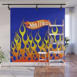 Hot Mess Wall Mural