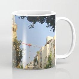 Tel Aviv Pagoda House - Israel Coffee Mug