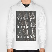 cars Hoodies featuring Cars by Art & Fantasy by LoRo