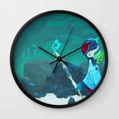Observant Wall Clock