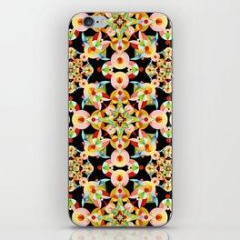 Kaleidoscope Fiesta iPhone Skin