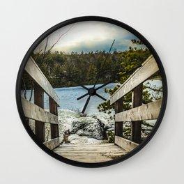 Bridge Wall Clock