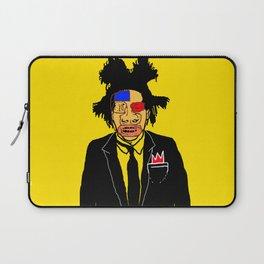 Jean Michelle Basquiat Laptop Sleeve
