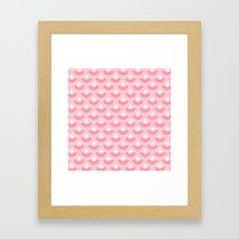 Koi Nobori Sakura Framed Art Print