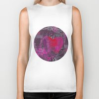 passion Biker Tanks featuring Passion    by LebensART
