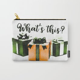 Whats This? Carry-All Pouch