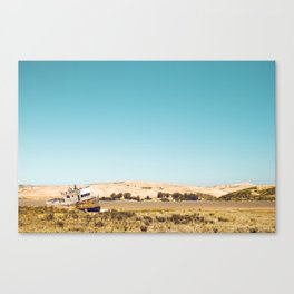 The Pt. Reyes Has Landed Canvas Print