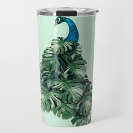 MONSTERA BIRD Travel Mug