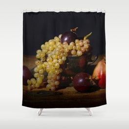 Fruit Bowl Arrangement Shower Curtain