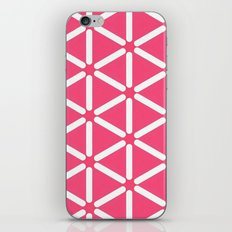 Wildeman Pink iPhone & iPod Skin