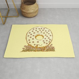 In Bloom Donut Rug