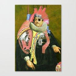 Another Portrait Disaster · van Dyck Canvas Print
