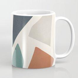 Colorful Shapes I Coffee Mug