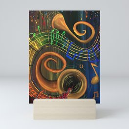The ART of Music Mini Art Print